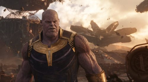 Avengers Endgame: Thanos  Leaked Image from the Marvel New Edition