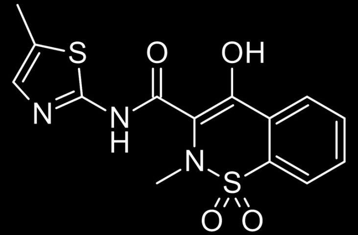 meloxicam formulae
