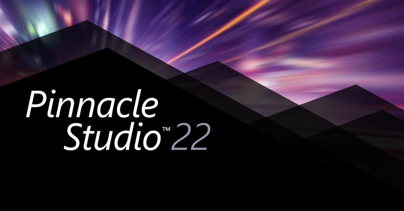 best video editing software pinnacle studio 22