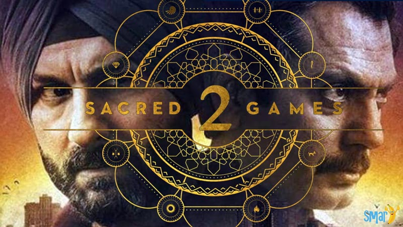 Sacred Games 2 Review: India's First Netflix Original Series